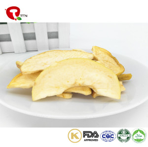 TTN New Drop Vacuum Fried Apple Fruit Slices As Healthy Snacks