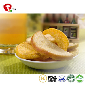 TTN New Hot Sale Vacuum Fried Fruit of Fried Peaches As Healthy Snacks