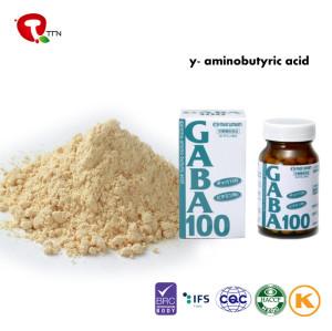 TTN γ- aminobutyric acid Natural food ingredient