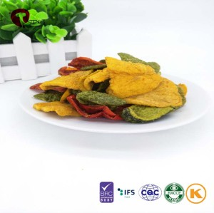 TTN Vacuum Fried Pepper Vegetable Chinese Manufacturers