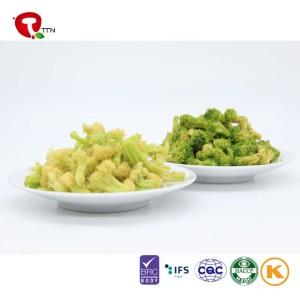 TTN Wholesale Health Cauliflower Vacuum Fried Cauliflower