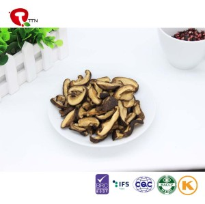 TTN Chinese Healthy Vacuum Fried Vegetables Best Way to Fry Mushrooms
