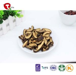 TTN Chinese Healthy Vacuum Fried Vegetables Best Way to Fry Mushrooms