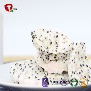 TTN Hot Sale Freeze Dried Dragon Fruit Food