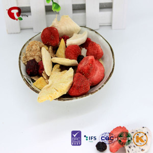 TTN Freeze Mix  Dried Fruit Whole Food Low Calorie Snacks