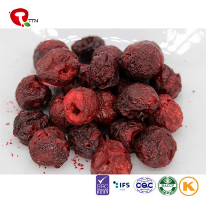 New Products Healthy Dry Fruits Freeze Dried Cherries All Natural Dried Fruit