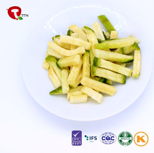 TTN 2018 New Sale Vacuum Fried Vegetables Green Radish