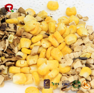 TTN Chinese Wholesale Hot Sale Best Freeze Dried Vegetables