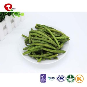 TTN The Latest Wholesale Chinese Crispy Fried Fresh Green Beans