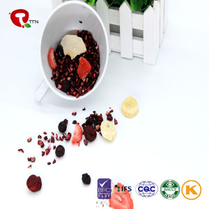 TTN New Sale Dry Fruits of Freeze Dried Fruit Mix Snacks Price chinese products