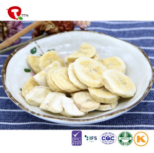 TTN Prices For Freeze Dried Banana Chips Healthy For Fruit Slice