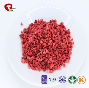 TTN China Wholesale Natural Healthy Freeze Dried Red Raspberry powder