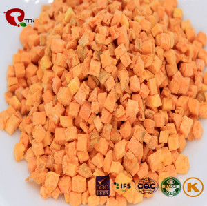TTN Freeze Carrots Diced Price Of Carrot Fries