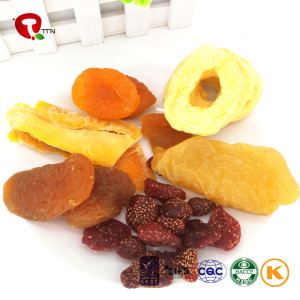 TTN Chinese Bulk Wholesale Fruit Freeze Dried Fruit For Healthy Snacks Mix Preserved Fruit