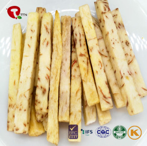 TTN Chinese Wholesale Vacuum Fried Taro Vegetable Food Chips Of Fried Taro Chips
