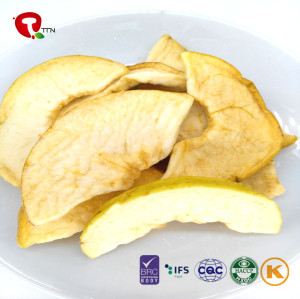 TTN New Drop Vacuum Fried Apple Fruit Slices As Best Dry Fruits For Health