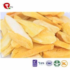TTN China New Vacuum Fried Fruit of Fried Peaches Of Good Snack Foods