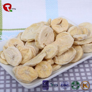 TTN Freeze Dried Banana Slice
