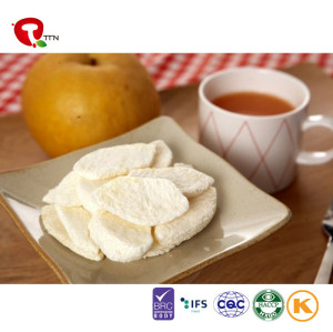 TTN Natural And Healthy Freeze Dried Pears Of Chinese Pear Fruit