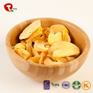 TTN New Hot Sale Vacuum Fried Fruit of Fried Yellow Peaches