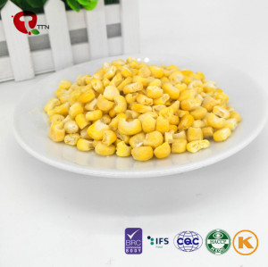 TTN Wholesale Freeze Dried  Sweet Corn Of China Suppliers