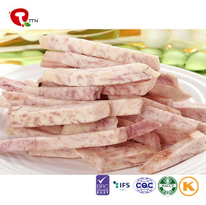 TTN Wholesale Supply Vacuum Fried Taro Vegetable
