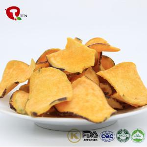 TTN Bulk Wholesale the Best Fried Sweet Potato Chips Low Fat Sweet Potato