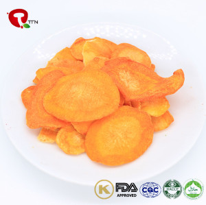 TTN China New  Healthy Carrot Chips