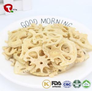 TTN New Drop Vacuum Fried Dried Lotus Root Food