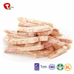TTN China Export Vacuum Fried Vegetables Of Crispy Taro