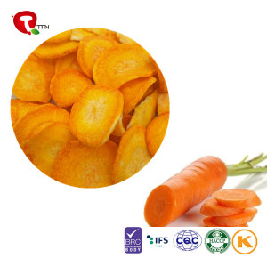 TTN Freeze Carrots With Carrot Chips Nutrition