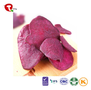 TTN Chinese Healthy Snack Foods health benefits of purple potatoes
