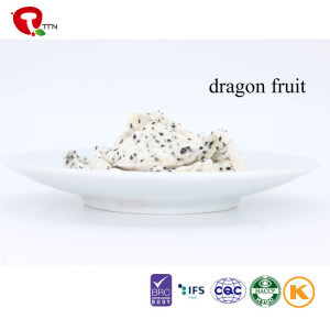 TTN Hot Sale Freeze Dried Dragon Fruit Food Types Of Dragon Fruit