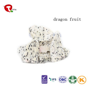 TTN Hot Sale Freeze Dried Dragon Fruit Food Of Dragon  Fruit Red Inside