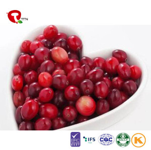 TTN Chinese Hot Sale Freeze Dried Cranberries Bulk And Cranberry Fruit Powder