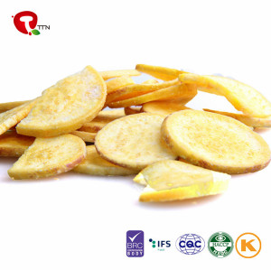 TTN Bulk Wholesale The Best Fried Sweet Potato Chips With Nutritional Value Of A Potato