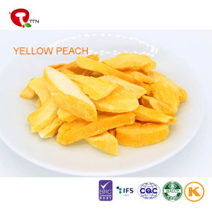TTN China New Vacuum Fried Fruit of Fried Peaches Dry Fruit Online Buy