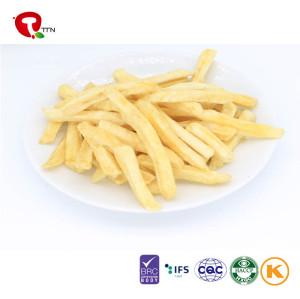 TTN Bulk Wholesale The Best Fried Sweet Potato Chips With Fried Crispy Potatoes