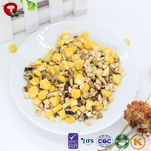 TTN Wholesale Freeze Dried Yellow And White Sweet Corn