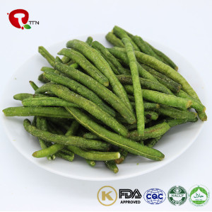 TTN The Latest Wholesale Chinese Crispy Fried Fresh Green Beans With Vegetables Nutritional Value