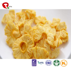 TTN Chinese Wholesale Freeze Dried Pineapple Health Chips And Dehydrated Fruit Powder