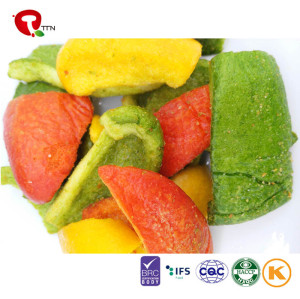 TTN  Fried color pepper Healthy Snacks With Benefits Red Pepper