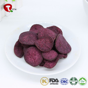 TTN Chinese Healthy Snack Foods  Purple potatoes For Sale