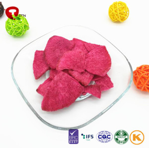 TTN New Sale Vacuum Fried Vegetables of Fried Red Radish List Of All Fruits And Vegetables