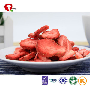 TTN  Dried Fruit Strawberries With Freeze Dried Strawberry Pieces