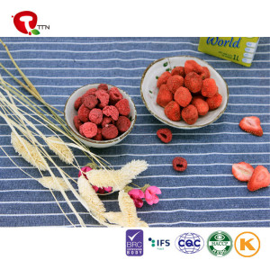 TTN  Dried Fruit Strawberries With Freeze Dried Food