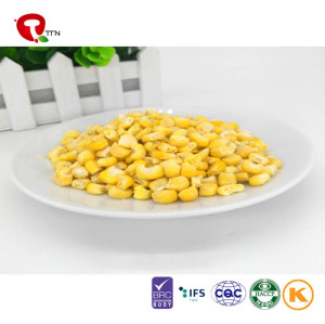 TTN Corn Nutrition And Corn Market With Best Freeze Dried Meals