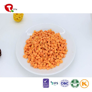 2018 TTN Dried Carrot or Carrot Diced Dehydrated Vegetable With Benefits Of Carrots