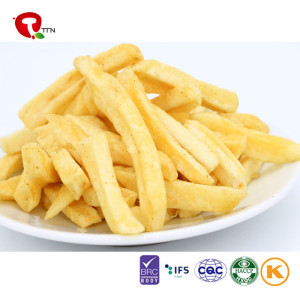 TTN  Sell Fried French Fries And Eat Healthy And Healthy Green Food