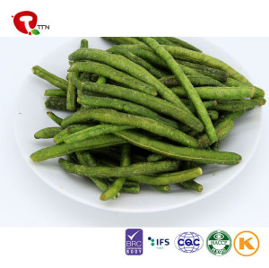 TTN Wholesale Export Of Green Bean Snacks Fried Vegetables Natural Healthy Food